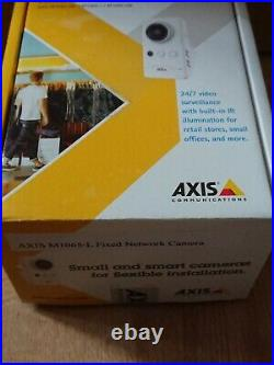 0811-001 Axis M1065-L Network surveillance camera colour (Day&Night) 192
