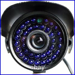 1200TVL CCTV Surveillance Security Waterproof Outdoor Day Night Color IR Camera