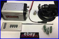 27x Zoom WDR Camera+RF Wireless Remote Control PAL 1000TVL Day Night DASH Cam