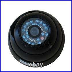 4x Security Cameras with SONY CCD IR Outdoor Day Night Wide Angle Surveillance mh8