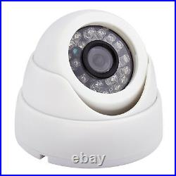 8CH DVR CCTV Home Security Camera System Surveillance AHD Cam Day/night IR Cut