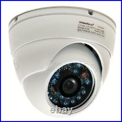 8 x Dome Security Cameras with SONY CCD 600TVL Outdoor IR Day Night Wide Angle m6h