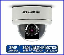 ARECONT VISION AV2155DN 2 Megapixel H. 264/MJPEG IP DayNight All-In-One Camera