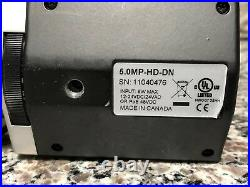 AVIGILON 5.0MP-HD-DN 5MP DAY/NIGHT JPEG2000 HD CAMERA with FUJIFILM LENS