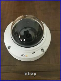 AXIS M3025-VE Network Camera Outdoor-Ready Day Night Fixed Dome HDTV 1080p 2MP