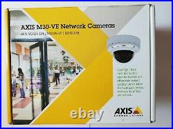 AXIS M3025-VE Network Camera Outdoor-Ready, Day/Night Fixed Dome HDTV 1080p 2MP