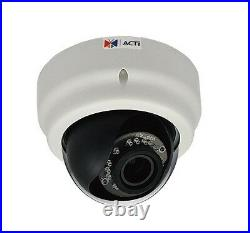 Acti D64 1MP Indoor Dome Security Camera, Best and Clear Day and Night Vision