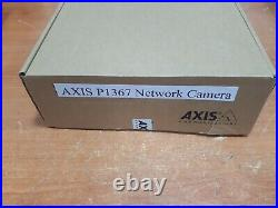 Axis Communications P1367 Network Camera Digital PTZ Day/night Outdoor 0762-001