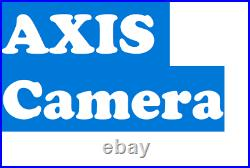 Axis P1435-LE Outdoor Day Night IP Network Surveillance Camera P/N 0777-001