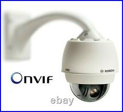 BOSCH VG5-825-ECEV 1080P Day/Night Outdoor Dome PTZ Camera