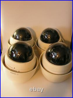 Bosch VG4 PTZ speeddome camera, model VG4-314-ECS, daynight 36X zoom
