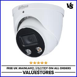 DAHUA External Day & Night IR 8mp CCTV Security IP Network Spotlight Camera