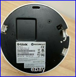 D-LINK DCS-6113 IP Camera Dome 2MP POE Day/Night Mode Full HD Vandal Proof