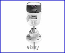 D-Link Outdoor Security Spotlight WiFi Camera Day Night Vision Built In Smart