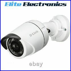 D-link Dcs-4701e Vigilance Hd Outdoor Day Night Ip Poe Network Bullet Camera