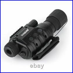 Digital CCD Monocular Infrared Day IR Night Vision Goggles Hunting Video Camera