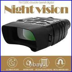 Digital Day/Night Vision 300M IR Telescope Zoom Optics Video Recording Camera