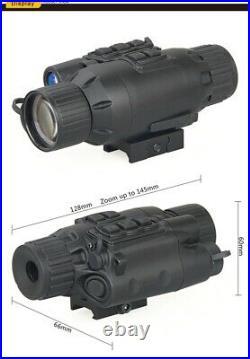 Digital Monocular PC Camera Infrared Night Vision Goggle Day Night Hunting Scope