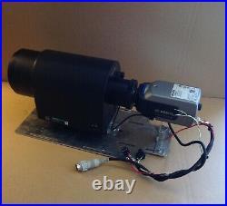 FUJINON LENS C22X17BS41 CCTV & BOSCH DINION2X DAY/NIGHT 1/2 540 TVL Camera