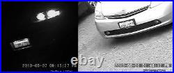 Fast Moving Radar Car License Plate Pro Video Security Camera Infrared Day Night