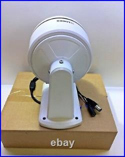 Flir DEZ06T10 700+ 960h Day/Night Weatherproof 10x Ptz Mini Dome Security Camera