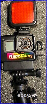 GoPro Hero7 Black Day-Night Vision Infrared Ghost Hunting Vlogger Blog Camera PK