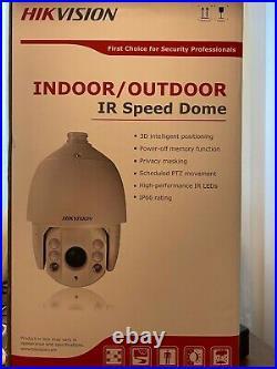Hikvision Ds-2ae7230ti-a Hd 1080p Turbo Ir Ptz Day/night Dome Camera 2mp Cmos