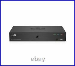 Homeguard Hgdvk44402-1 Day & Night Cctv Camera Kit 1tb Dvr Full Hd 1080p New