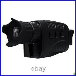 IR Infrared Day Night Vision Scope HD Digital Camera Monocular Outdoor Hunting