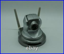 Level ONE 5-Megapixel WCS-6050 Day/Night Wireless P/T Network Camera