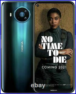 Nokia 8.3 5G 64GB Smartphone Polar Night Blue with £10 Sim Next Day Delivery