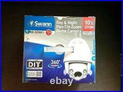 PRO-754 Day & Night CCTV Camera Pan-Tilt-Zoom Dome Camera 10X Optical Zoom