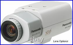 Panasonic WV-CP624 Day/Night Fixed CCTV Camera12/24V