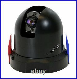Pelco DD4CBW35 Spectra IV Color PTZ Day/Night Color Dome Camera 60 Day Warranty