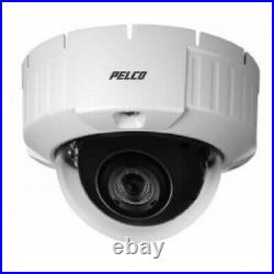 Pelco IS51-DWSV8S Camclosure-2 Outdoor Rugged SD5 Day/Night MiniDome Camera NTSC