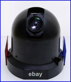 Pelco Spectra IV DD4CBW35 Rev AC PTZ Day/Night Color Dome Camera