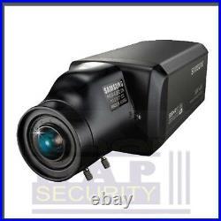 Samsung SCB-2000 1/3 6-60MM Lens High Resolution Day/Night Camera 600TVL