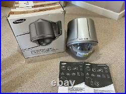 Samsung SNP-3750 Network IP PTZ 37x Zoom True Day/Night CCTV Dome Camera & mount