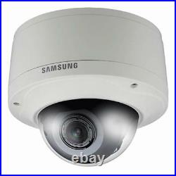 Samsung SNV-7080P 3MP Full HD True Day/Night Vandal Proof Network Dome Camera
