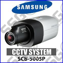 Samsung Scb-5005p 1/3 Super High Resolution 1000tvl (1280h) Day/night Motorized
