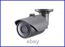 Samsung Sco-6023r Analog Hd Ir Day/night Bullet Camera 4mm Fixed Lens, Ip66