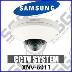 Samsung Xnv-6011 1/3 2 Megapixel Cmos Fixed 2.8mm Lens True Day/night Wide Dyna