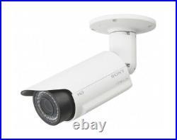 Sony SNC-CH160 IPELA HD 720p 1Megapixel Day-Night Outdoor Network Bullet Camera