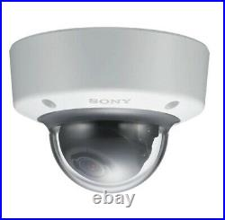 Sony SNC-DH120T 1.3MP Day-Night Vandal Resistant Network Security Camera