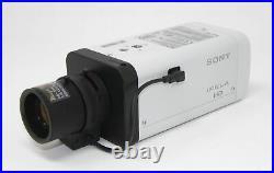 Sony SNC-EB630B Full HD 1080p/30 fps Network Camera IPELA Day Night NEW