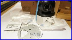 Sony SNC-ER550 1.4MP 720p HD 28X Optical Zoom Day/Night P/T/Z Rapid Dome Camera