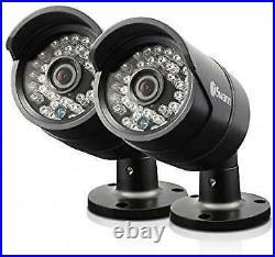 Swann SWPRO-H850PK2 720P Multi-Purpose Day/Night Security Bullet Camera 2 Pack