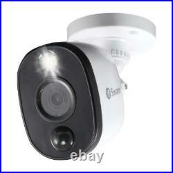 Swann Security (12) Camera 1080p Wired Bullet 1TB DVR Day/Night Mode Digital