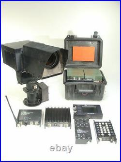Tactical Support Equipment TSE Long Range Day / Night Surveillance Camera System