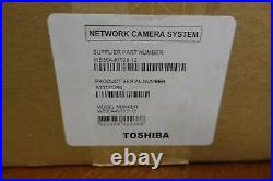 Toshiba IK-WB30A IP Network Video Day/Night Camera Kit with 2.8-12mm Lens (26B)